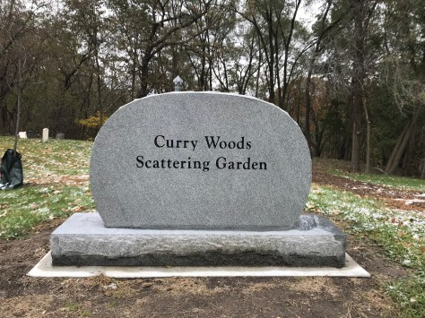 Curry Scattering Garden